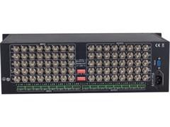 MRG88A - Матричный RGBHV коммутатор 8:8, Cтерео, Aудио