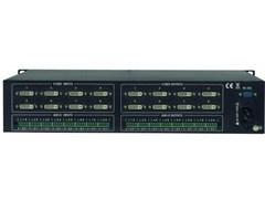 MDV88A - Матричный DVI коммутатор 8 вх., 8 вых.