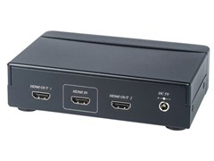 AV-BOX DA212 (AV-HD02) - Усилитель-распределитель HDMI (1 вх. 2 вых.)