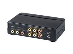 AV-BOX DA612AA (AV-CD02A-2) - Усилитель-распределитель композитного видеосигнала + стерео звук
