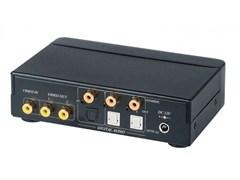 AV-BOX DA612AD (AV-CD02D-2)- Усилитель-распределитель композитного видеосигнала + цифровой звук