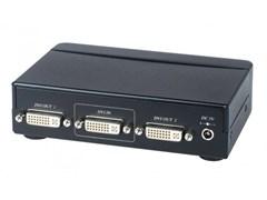 AV-BOX DA112 (AV-DD02-2)- Усилитель-распределитель DVI (1 вх. 2 вых.)