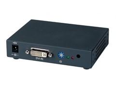 AV-BOX 1TP-15RT (AV-DE03-2)  Комплект передачи, устройство приема+передатчик DVI по витой паре CAT5 (1 вх. 3 вых.)