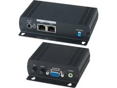 AV-BOX 3TP2-300RTAA (AV-VE02AL-2) - Комплект 1 приемник+1 передатчик удлинителя-распределителя сигнала VGA+стереозвук