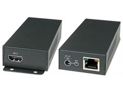 AV-BOX 2TP-80RT-3D (AV-HE02E-2) - Комплект передачи приемник+передатчик HDMI по витой паре CAT5 (1 вх. 1 вых.)