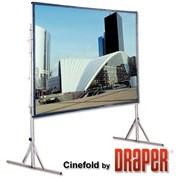 "Draper Cinefold 150"" MW - Полотно для экрана"