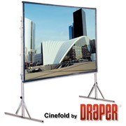 "Draper Cinefold 96"" MW - Полотно для экрана"