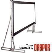 "Draper Truss-Style Cinefold 300"" CRS - Полотно для экрана"