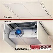 Draper LCD/B mount, 220v - Лифт