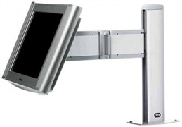 SMS Flatscreen TL ST400 A/B (Aero SSD T400) - Крепеж настольный LCD мониторов