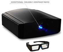 DreamVision INTI2 Black - Проектор (очки в комплекте)