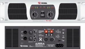VOLTA PA-1600 - Усилитель мощности двухканальный