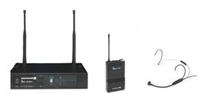 BEYERDYNAMIC OPUS 654 - Головная 16-ти канальная радиосистема