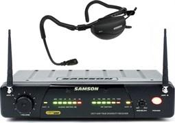 Samson AIRLINE 77 AH1/QE+CR77 - головная микрофонная радиосистема канал