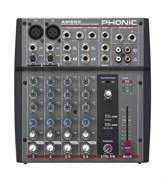 PHONIC AM 220 - Микшерный пульт компактный