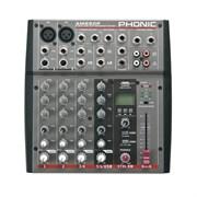 PHONIC AM 220P - Микшерный пульт компактный