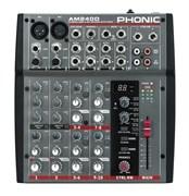 PHONIC AM 240D - Микшерный пульт компактный