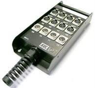 AVC Link SBA12 - Сценическая коммутационная коробка с разъемами