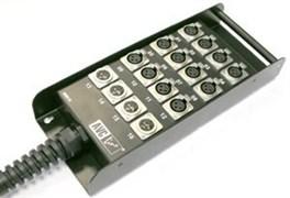 AVC Link SBA16 - Сценическая коммутационная коробка с разъемами