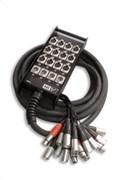 AVC Link SBA16/10 - Сценическая коммутационная коробка с разъемами