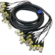 AVC Link Snake 12XX/2 - Аудио мультикор