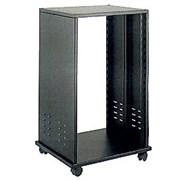 Рэковый шкаф 16U, металлический - Рэковый шкаф 16U, металлический