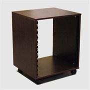 Рэковый шкаф 6U - Рэковый шкаф 6U301*518*406мм, ДСП