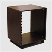 Рэковый шкаф 8U - Рэковый шкаф 8U 390*518*530мм, ДСП