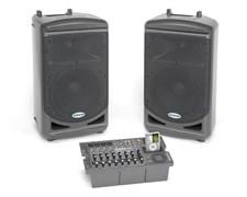 Samson XP510i - Мобильный звуковой комплект: Две акустич. системы 2х250 Вт