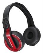 Pioneer HDJ500-R - Профессиональные DJ головные мониторы красные