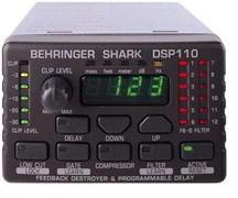 Behringer DSP 110 - Подавитель эха