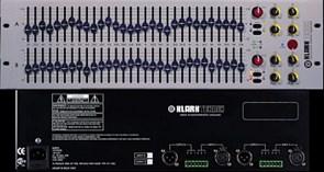 KLARK TEKNIK DN370 - Эквалайзер 2-канальный