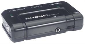 PHONIC DIGITRACK - Аудиоинтерфейс