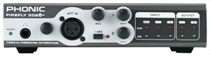 PHONIC FIREFLY 302 PLUS - Аудио-MIDI интерфейс