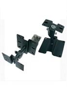 VOLTA WB-01B - Настенный шарнирный крепеж для громкоговорителей серии FORTE и VISTA, цвет черный