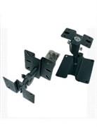 VOLTA WB-02B - Настенный крепеж для громкоговорителей серии FORTE и VISTA, цвет черный