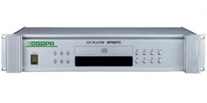 DSPPA MP-9907C - CD/MP3/DVD -плеер