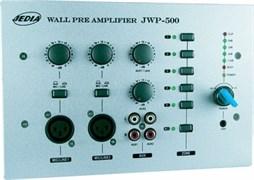 JEDIA JWP-500 - Выносная панель управления усилителями JPA-1120В и 1240В с селектором зон