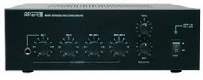 Apart MA65 - Микшер-усилитель 65 Вт/100В