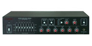 DSPPA MP-6912 - Микшер-усилитель для дискуссионной системы 120 Вт\100В