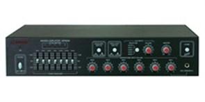 DSPPA MP-6925 - Микшер-усилитель для дискуссионной системы 250 Вт\100В