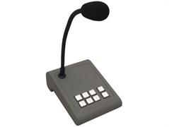 Apart MICPAT-6 - 6-ти зонная, вызывная консоль с динамическим микрофоном