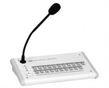JEDIA JRA-051B - Микрофонная консоль с селектором зон