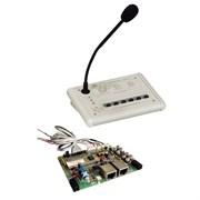 JEDIA JRR-10 - плата коммутации выносных микрофонных консолей