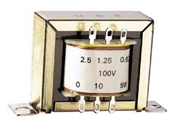 Visaton TR 10.16 - Универсальный 100-В трансформатор