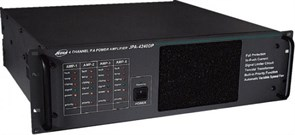 JEDIA JPA-4120DP - 4-х канальный усилитель 4х120 Вт\100В