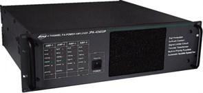 JEDIA JPA-4120DPT - 4-х канальный усилитель 4х120 Вт\100В
