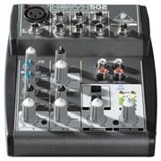 Behringer XENYX 502 - Микшерный пульт