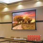 """Draper Access/V HDTV (9:16) 302/119"""" 147*264 HDG ebd 12"""" - Экран"""