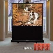 "Draper Piper HDTV (9:16) 140/55"" 69*122 MW - Экран"